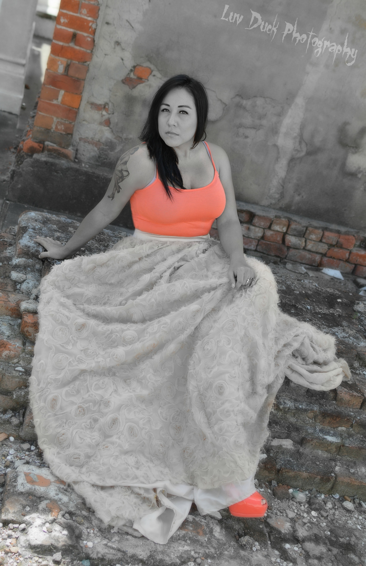 Rosario in the Graveyard